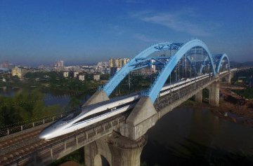 Chinese Vice Premier urges to construct of Olympic-bound high-speed railway