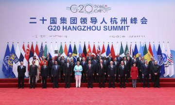 Spotlight: G20 summit to open new path for growth -- experts