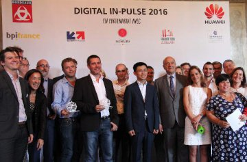 Chinas tech giant Huawei supports startups in France