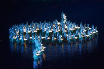 China Hangzhou G20 Evening Gala