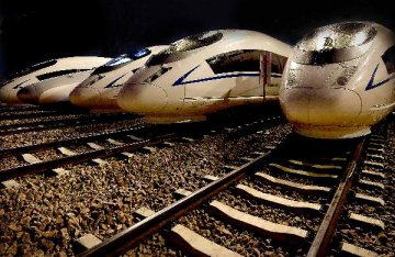 Chinas high speed railway exceeds 20,000 km