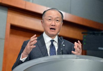 World Bank chief Kim heads for second-term with no challengers