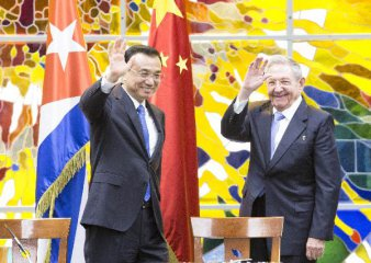 Chinese Premier Li Keqiangs Cuba visit to deepen bilateral cooperation