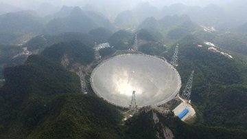 Chinas giant telescope may lead to discoveries beyond wildest imagination