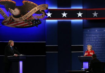 Hillary Clinton, Donald Trump face off in first presidential debate