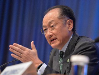World Bank reappoints President Jim Yong Kim to second term