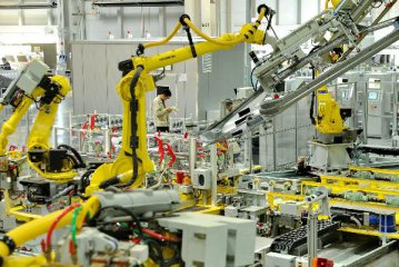 Chinas manufacturing activity expands, non-manufacturing PMI rebounds