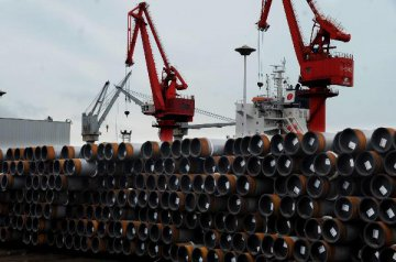 Chinas manufacturing activity expands again,non-manufacturing PMI rebounds