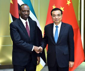 China to engage in infrastructure development in Mozambique: Premier Li