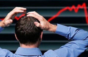 B shares plummeted again, likely caused by exchange rate and liquidity