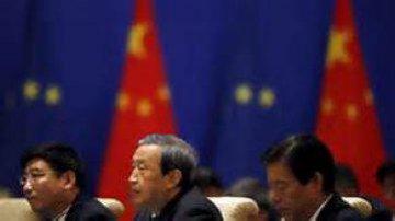 China, EU hail outcomes of high-level trade dialogue