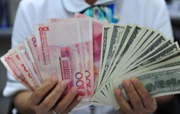 Chinese yuan continues to weaken against USD