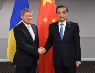 China, Romania pledge to cooperate in nuclear energy, thermal power