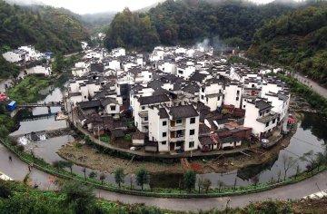 China Jiangxi Wuyuan Hui stxyle Architecture