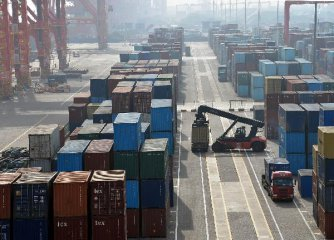 Chinas logistics sector sees steady growth