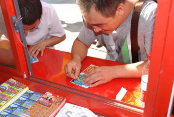 China October lottery sales up 8.3 pct