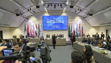 OPEC members meet in Vienna to debate cutting oil output
