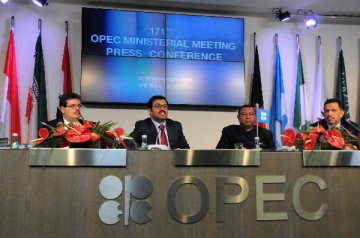 Oil prices surge on OPEC agreement