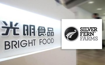 Chinas Bright Food Group buy 50% stake in Silver Fern Farms