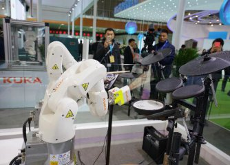 China rolls out 5-year plan for intelligent manufacturing