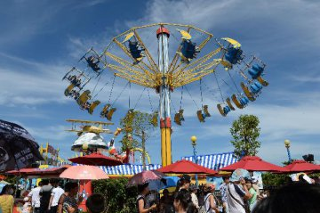 Hong Kong Ocean Park records biggest deficit in nearly 30 years
