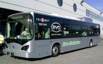 Chinas BYD to expand renewable energy business in Brazil
