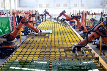 Chinas producer price records five-year high in November
