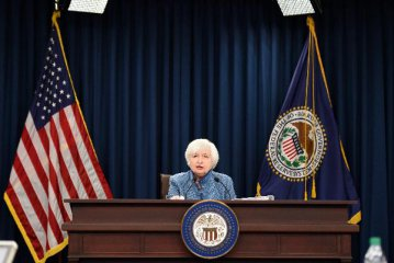 U.S. Fed hikes interest rate after one-year pause, faster pace ahead