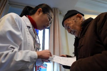 China to make medical care more available to public
