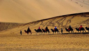Modern Silk Road in the making