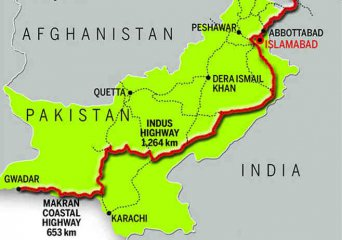 China-Pakistan Economic Corridor to benefit Eurasia