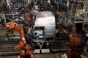 Chinas manufacturing activity expands for 5th month