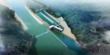 China-invested hydropower plant starts operation in Nepal
