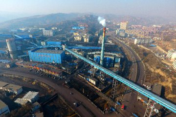 China to use less coal, more clean energy in 2016-2020