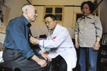 China to extend family doctor services in 2017