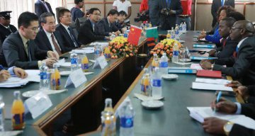 China,Zambia to step up cooperation in industrialization, capacity building
