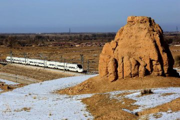 China eyes stronger economy for western regions