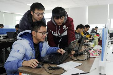 China aims high in big data industry