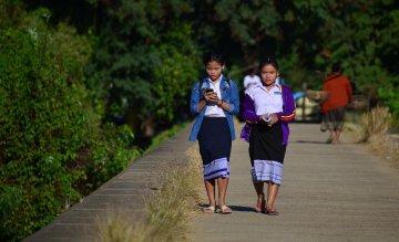 Laos Champasak Si Phann Don