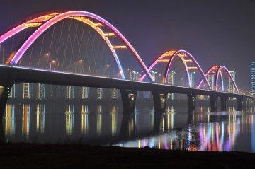 China changsha Night Scenery