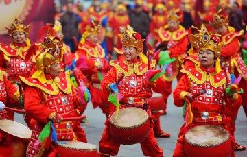 China Shijiangzhuang Drum Contest