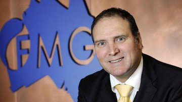 Interview: CEO of Fortescue mining group predicts China to continue to grow