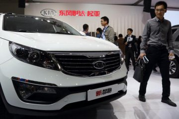 Dongfeng Yueda Kia to recall defective automobiles