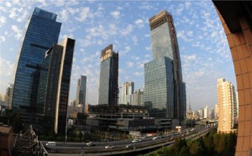 China land prices increase in 2016