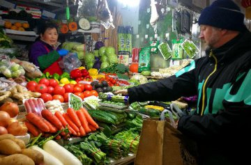 China consumer inflation quickens to 2.5 pct in January