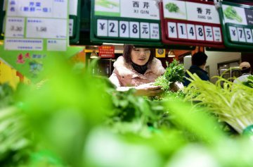 China consumer inflation quickens, factory prices beat expectations