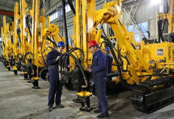 Slower growth forecast for Chinas machinery sector
