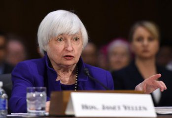 U.S. Fed to consider raising rates at coming meetings, Yellen says