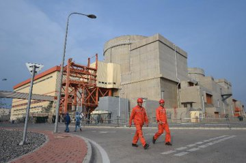 Chinese official pledges safe development of nuclear energy