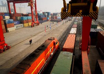 China aims for more efficient, advanced logistics network